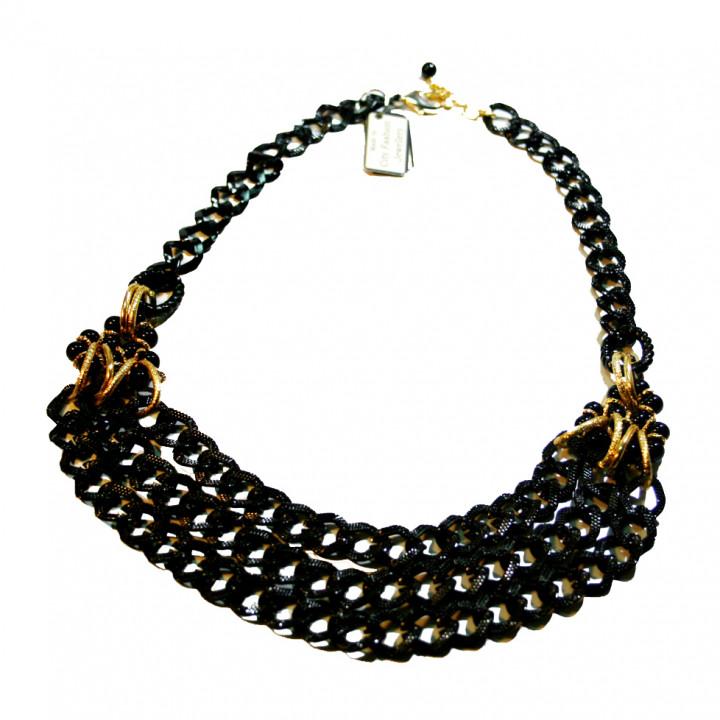 Ожерелье City Fashion 4G_108