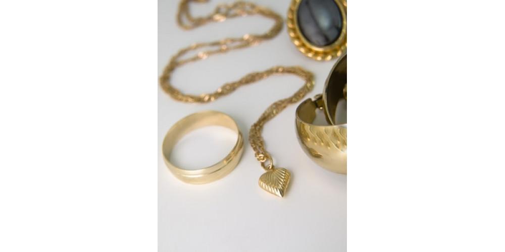 Какие золотые покрытия на ювелирных изделиях существуют?