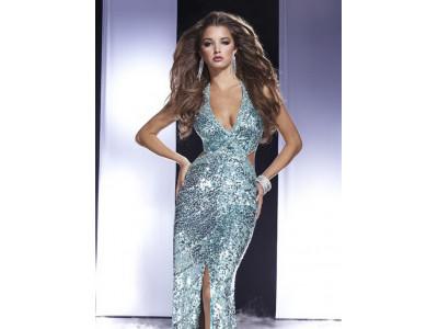 Новогодняя коллекция платьев 2012-2013 годов.
