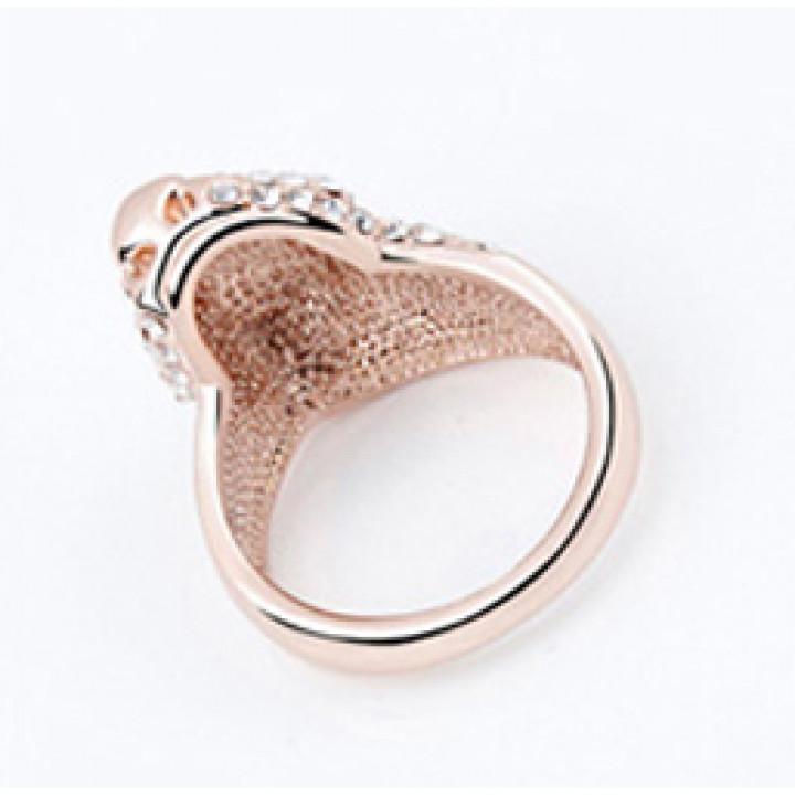 Кольцо с кристаллами Сваровски 06_5973