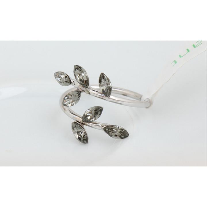 Кольцо с кристаллами Сваровски 094155ad