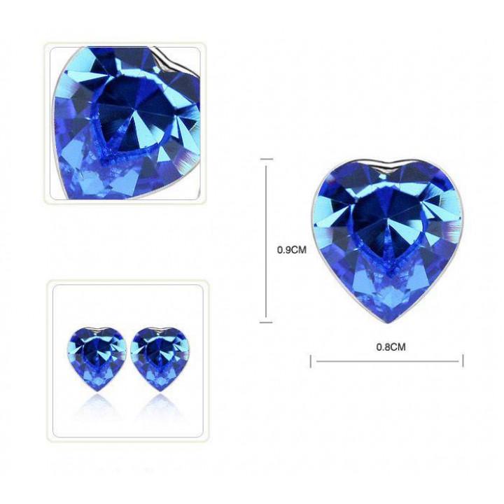 Комплект с кристаллами Сваровски 11120862