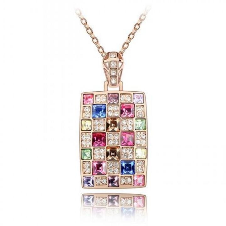 Подвески с кристаллами Сваровски 11101311