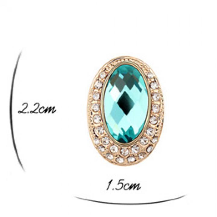 Серьги с кристаллами Сваровски 02_7936